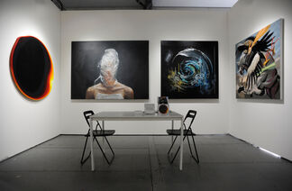 BC Gallery at SCOPE Basel 2015, installation view