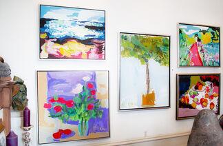 Maryam Alakbarli, installation view