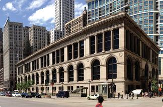 BOLD: Alternative Scenarios for Chicago, installation view