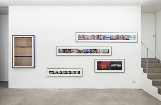 John Waters 'Bad Director's Chair', installation view