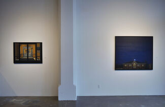 Peter Harris, installation view