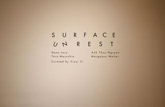 Surface Unrest, installation view