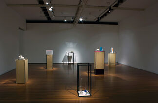 Hany Armanious, we go out inside, installation view