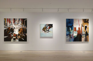 Alex Kanevsky: Some Paintings In No Particular Style, installation view