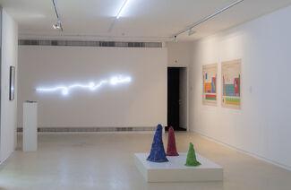 Agnieszka Kurant: Assembly Line, installation view