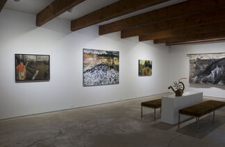 Miles Cleveland Goodwin: Where We Prayed, installation view