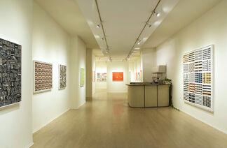 Ben Marcin: Structures, installation view