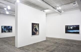 Matt Saunders: Inondé, installation view
