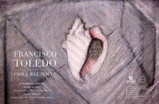 Francisco Toledo - Obra reciente, installation view
