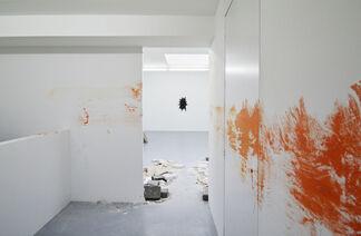 Marcin Dudek- Saved by an Unseen Crack, installation view