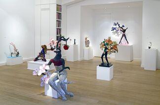 Melissa Ichiuji - Pièces uniques, installation view