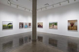 Pieter Hugo, Kin, installation view