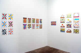 Geoffrey Young: The Imposter, installation view