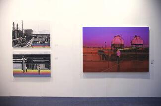 de Sarthe Gallery at Art Beijing, installation view