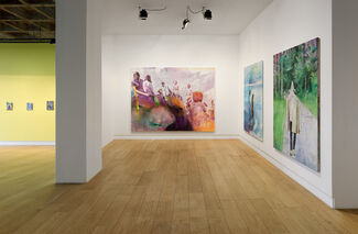 Till Gerhard - We're all like Mirrors, installation view