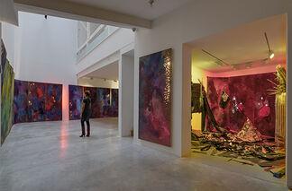 Abigail DeVille: America, installation view