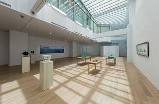 The Invisible Sound – TSAI Kuen-Lin's Solo Exhibition, installation view