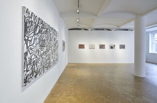 Clem Crosby: My, my shivers, installation view
