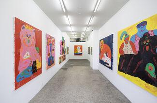 Romantic Melody - Misaki Kawai, installation view