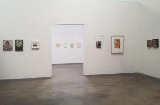 Carlos Almaraz & Elsa Flores Almaraz: Domestic, installation view