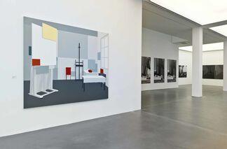 Ben Willikens, installation view