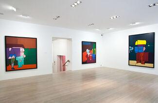 Valerio Adami - Les années 60, installation view