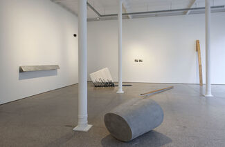 Valerie Krause - So Weit So Lange, installation view