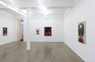 Matthias Dornfeld - Donnerstag, installation view