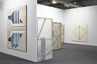 Galerie Valentin at Art Los Angeles Contemporary 2015, installation view