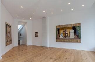 Christian Hidaka - Marabout, installation view