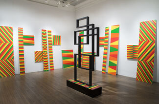 Rico Gatson: The Promise of Light, installation view
