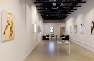 FAKE i REAL ME, installation view