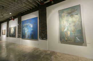 From Dawn to Dusk II, installation view