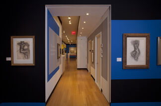 Matisse and the Model, installation view