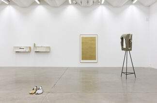 OPEN WINDOWS - Relfections on BEUYS, installation view