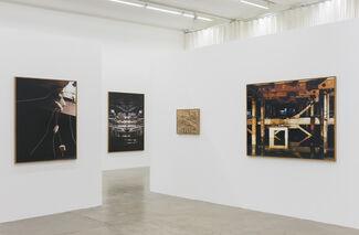 Gerrit Engel - Richtfest, installation view