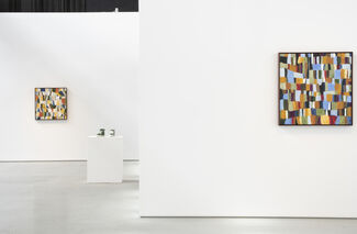 Gathie Falk: New Paintings and Sculpture, installation view