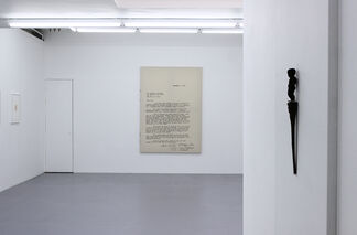 TR Ericsson- All My Love, Always No Matter What, installation view