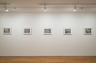 Stanley Whitney: Dance the Orange, installation view