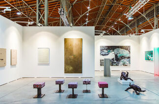 Galerie nächst St. Stephan Rosemarie Schwarzwälder at viennacontemporary 2015, installation view