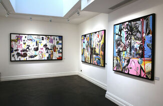 Dan Baldwin - Under The Influence, installation view