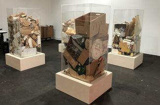 Leila Heller Gallery at Art Basel 2017, installation view