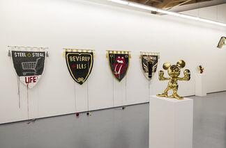 Fidia Falaschetti : POL-ETHICALLY CORRECT, installation view