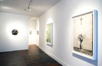 Archaeologies, installation view