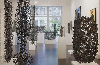 Hostler Burrows at Collective Design Fair, installation view