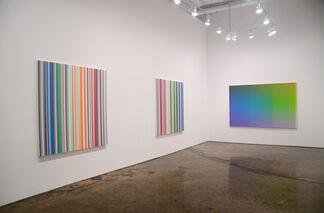 Gabriele Evertz / Sanford Wurmfeld: Polychromy, installation view