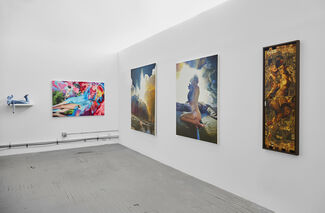 Welcome to New Jersey, installation view
