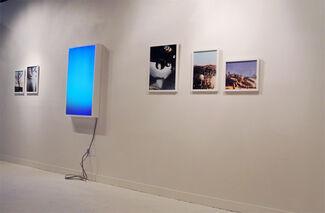 Paracosmic Sun, installation view