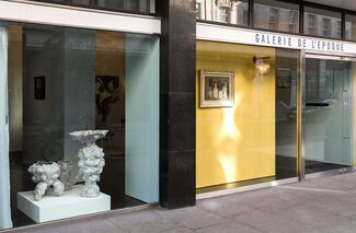 Galerie De L'Epoque, installation view