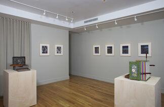 Lucas Samaras Pastels, installation view